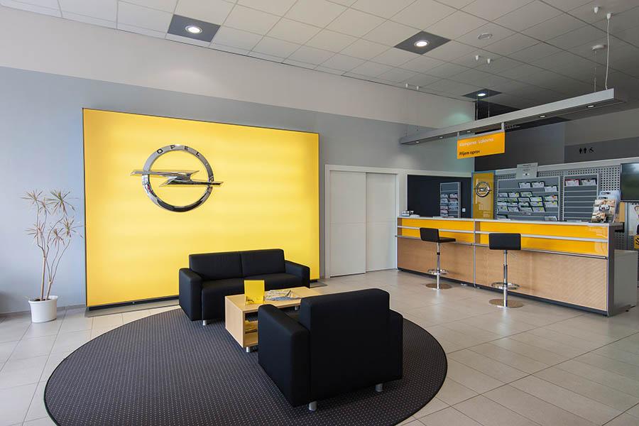Srba servis – Opel